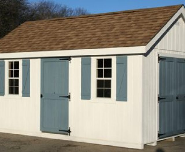 Choosing Between Wooden, Plastic and Metal Sheds
