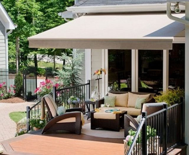 Awning Backyard buying a retractable awning: what you need to know |
