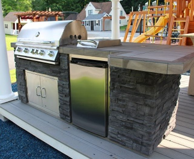 How to Properly Care for Your Outdoor Kitchen