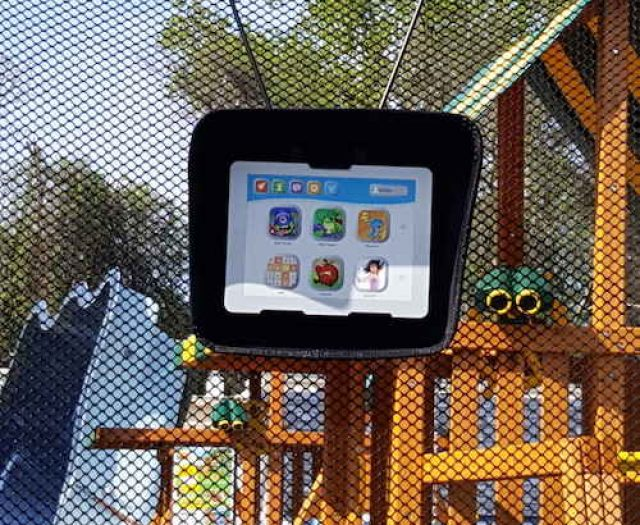 Digital Gaming Trampolines For Sale at Best in Backyards