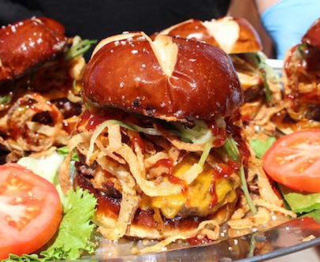 NJ Man Wins Best in Backyards Bull Burger Battle