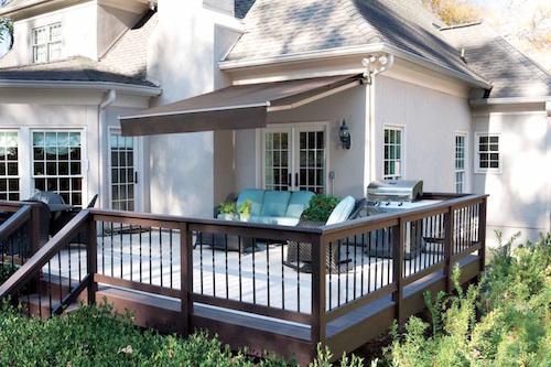 Retractable-Outdoor-Awning-with-Sunbrella-Fabric
