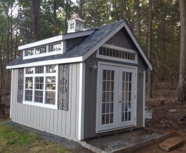 Backyard Storage Sheds: Common Upgrades That Should Be Standard