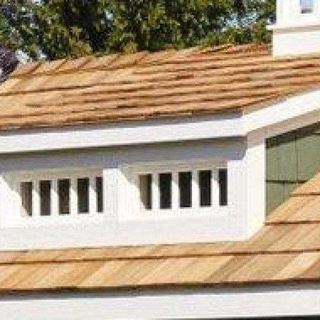 2 Transom Mini Shed Dormer