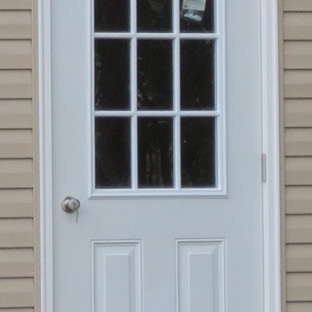 3' house door for pool houses