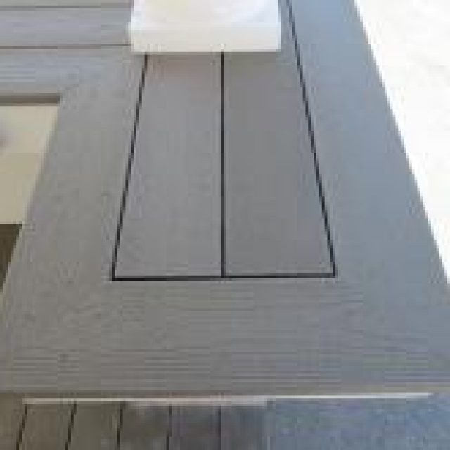 Countertop with Composite Boards