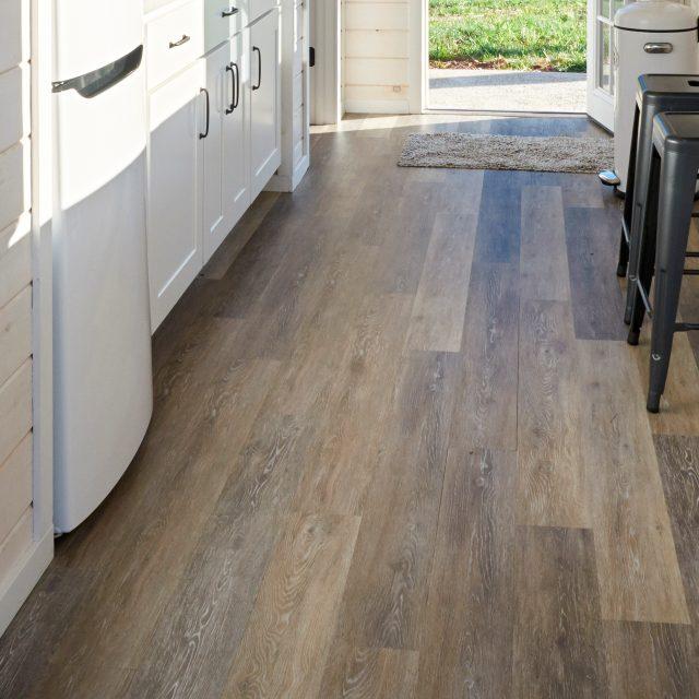 faux wood vinyl tile installers for pool house floor