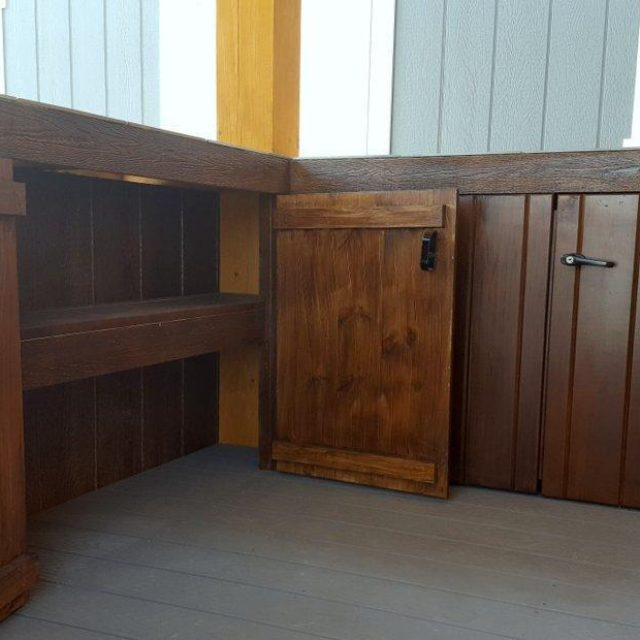 luxury cabinet doors for pool house bar