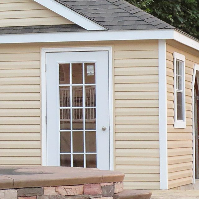 Vinyl Dutch Lap Siding