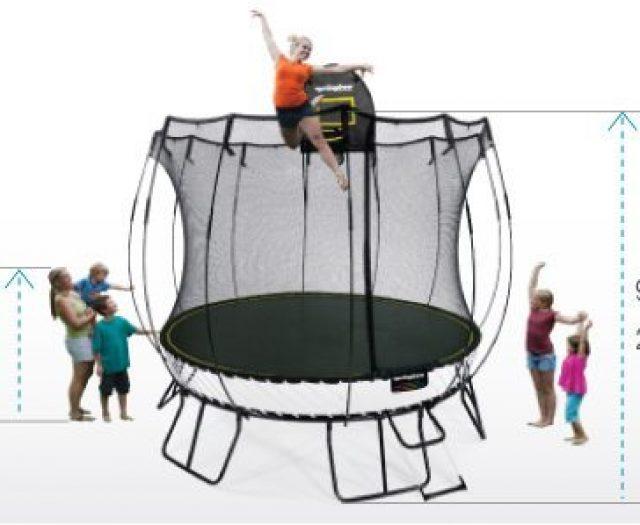 Springfree 10′ Round Trampoline