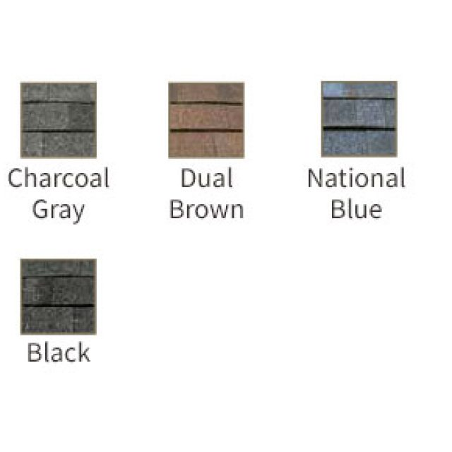 30 Year Architectural Shingles Colors