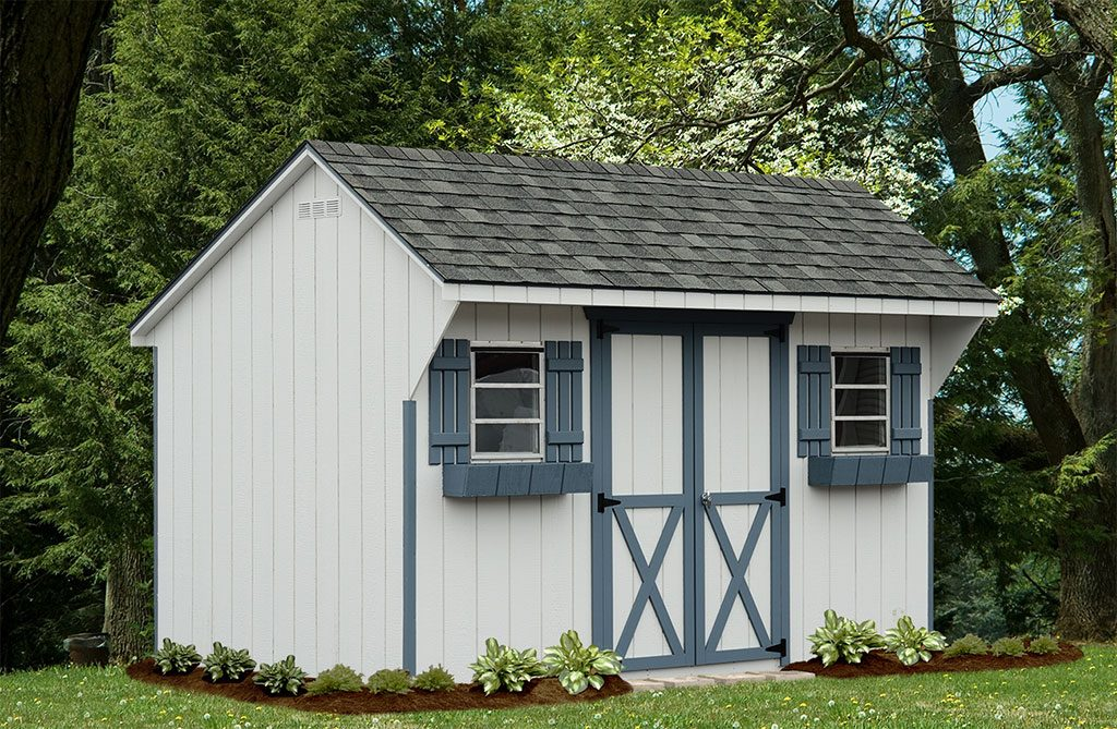 Quaker Storage Sheds With Windows For Sale Today
