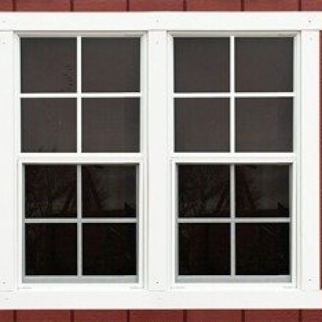 18″ X 36″ DOUBLE WINDOW