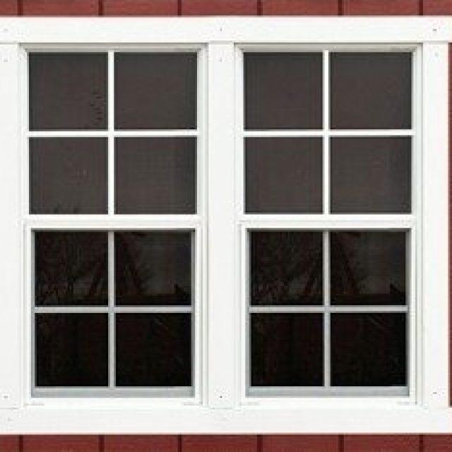 18″ X 36″ DOUBLE WINDOW