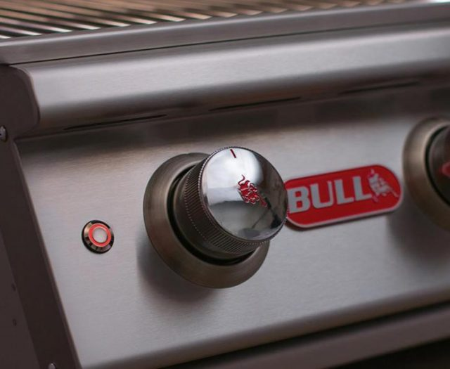 Bull Grill Cart Head Light