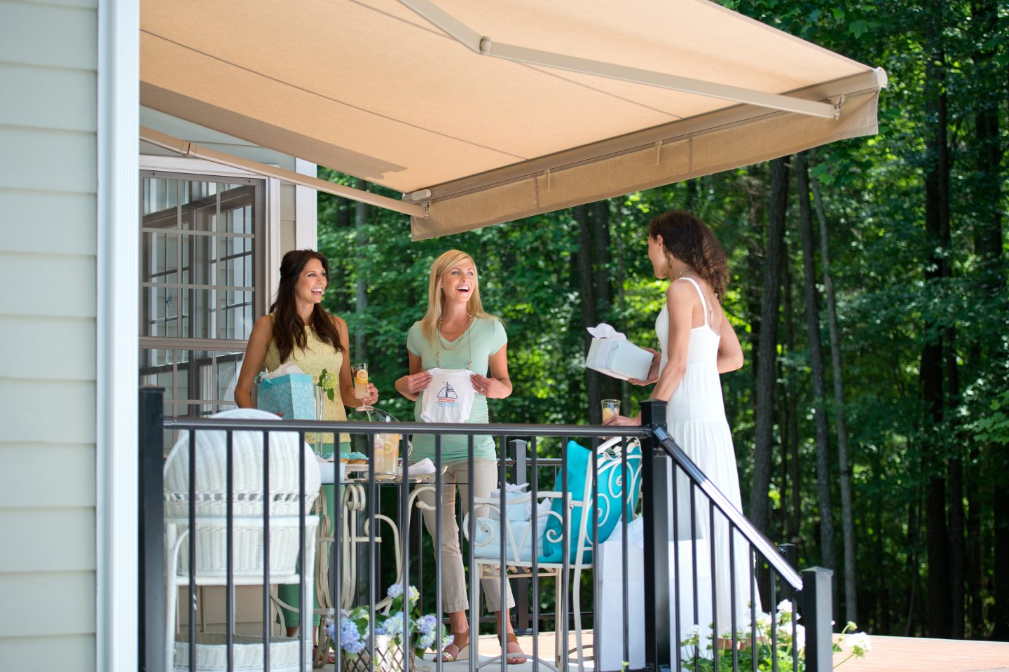 solair awning suppliers in ny and ct