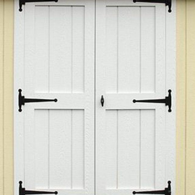 DELUXE DOUBLE DOOR