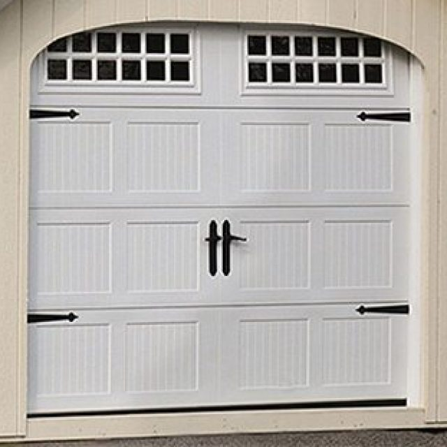 HOMESTEAD OVERHEAD DOOR WITH GLASS