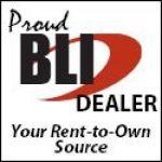 Proud BLI Dealer Badge