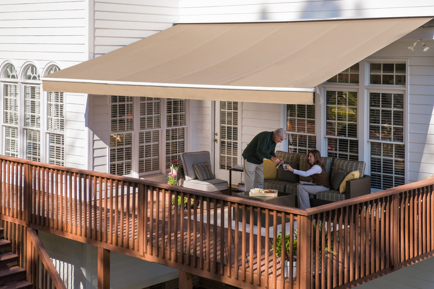 Dozier Solair Awning