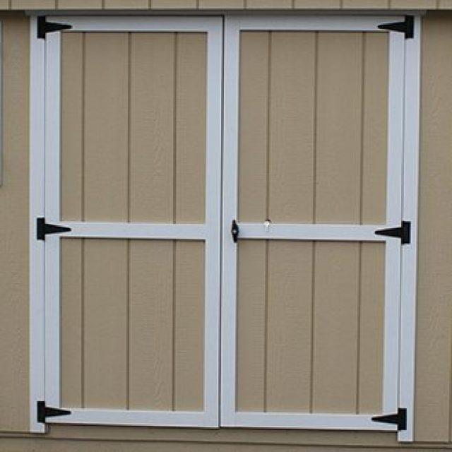 STANDARD DOUBLE DOOR