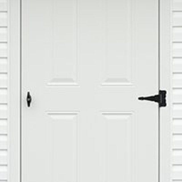 STANDARD STEEL DOOR