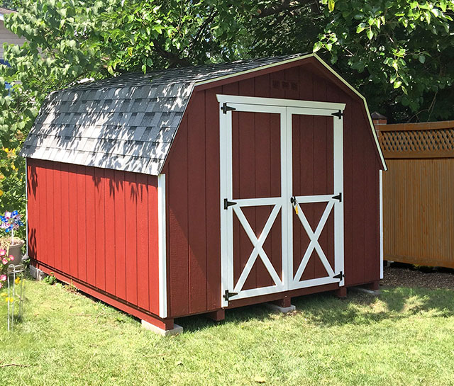 Quality Barn Storage Sheds For Sale View Our Styles Today