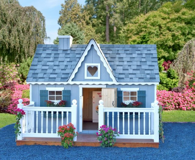 victorian kids playhouses for sale