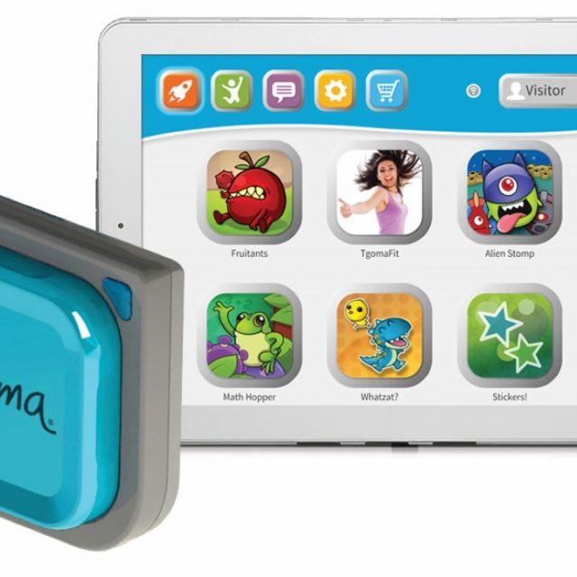 Springfree Trampoline Tgoma Gaming System
