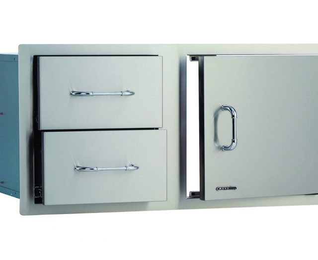 38 Inch Door/Drawer Combo