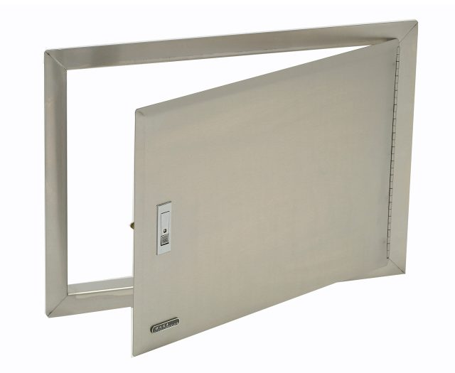 Single Horizontal Access Door