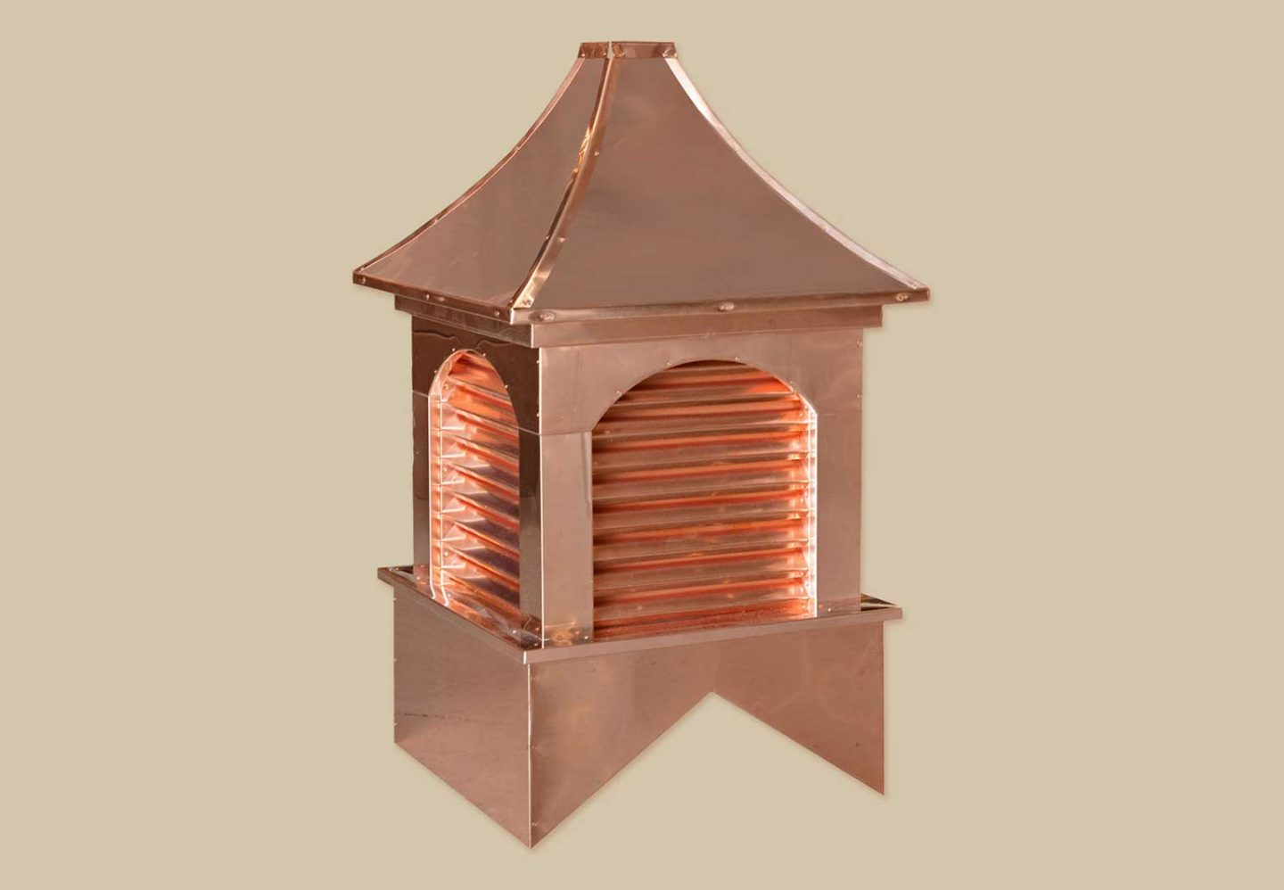 Dalton-Select-Copper-Series-Cupola