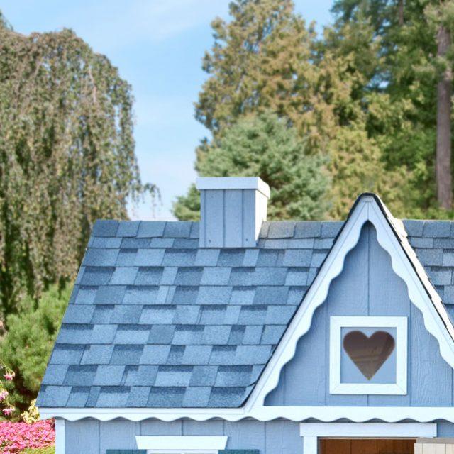 kids playhouse chimney add ons