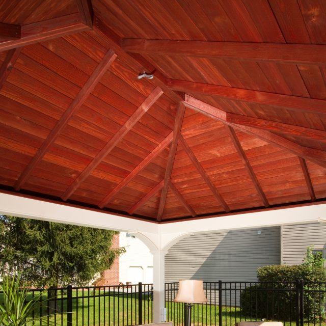 Underside of Roof Detail