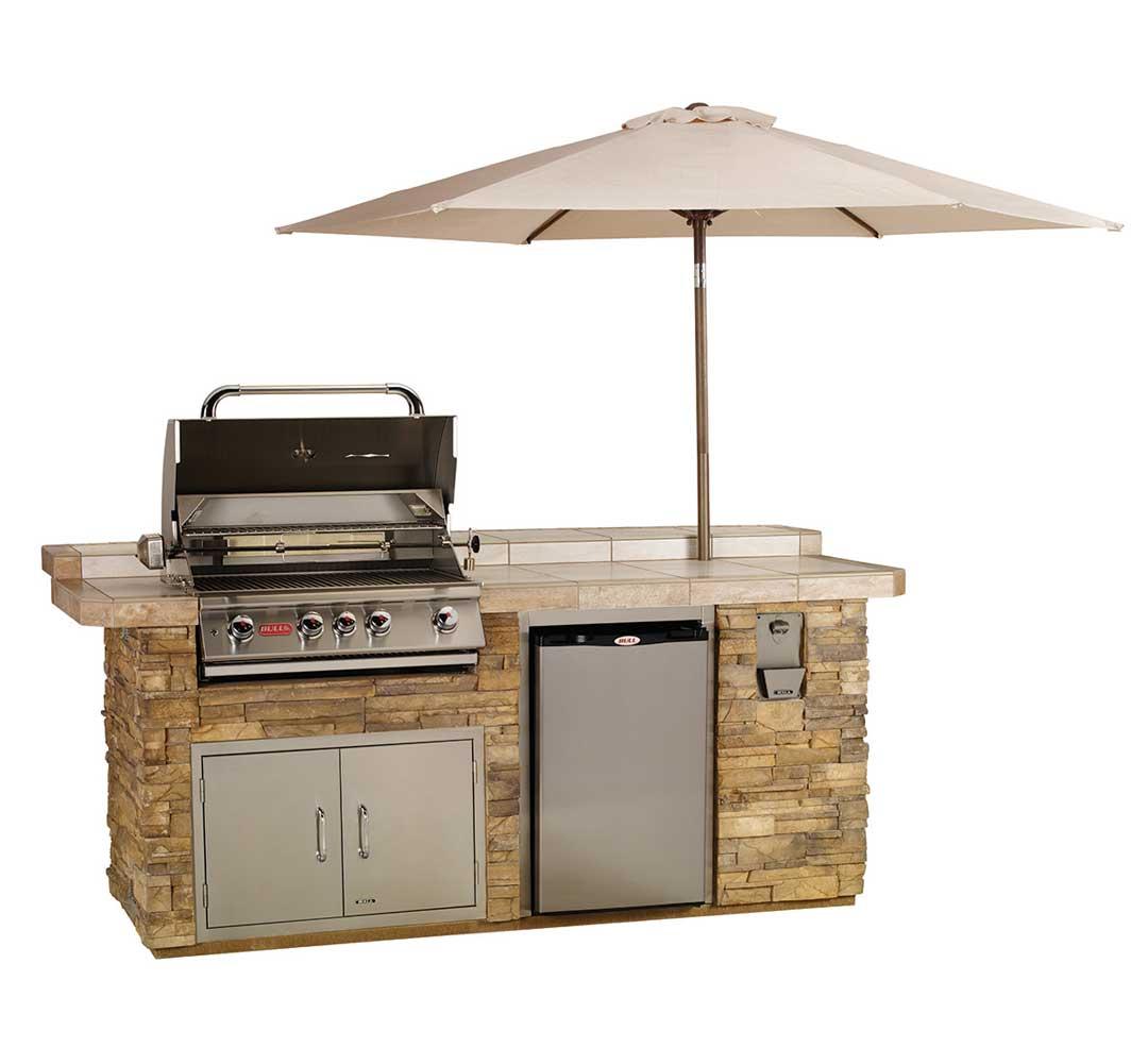 Ultimate Outdoor Kitchen: Pre-Built Kitchen Islands