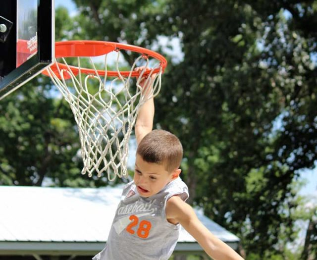 Elite Series In-Ground Basketball Hoop