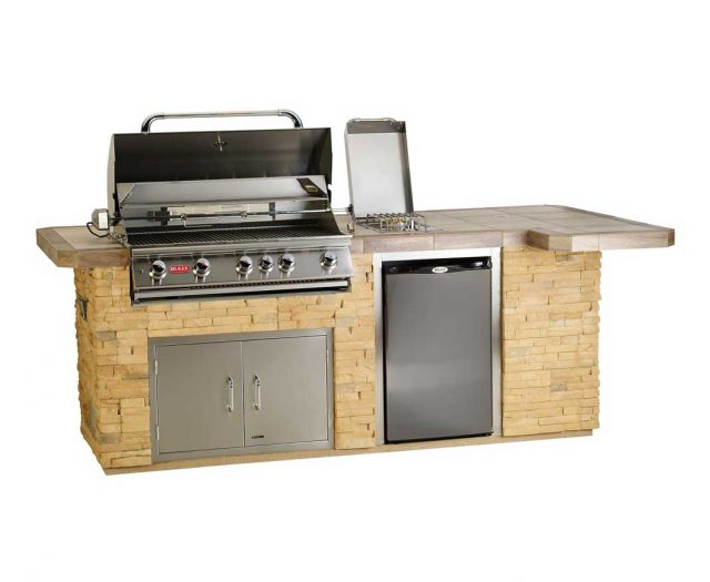 Sante Fe Outdoor Kitchen Island