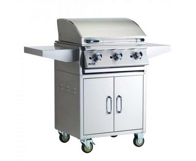 Commercial Griddle Cart