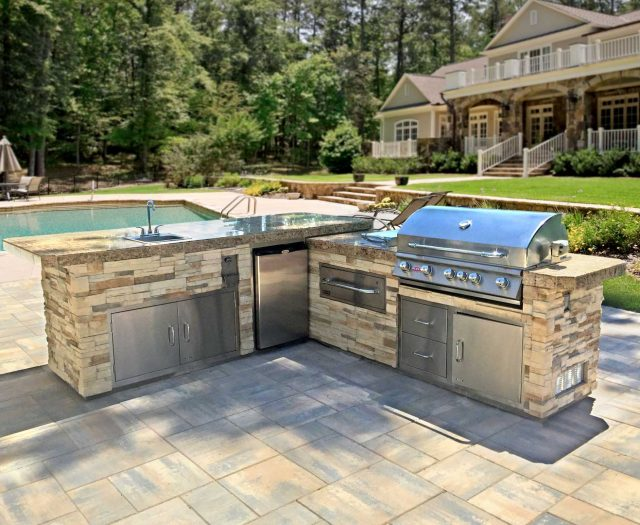 Bbq Islands For Sale >> Prefab Outdoor Kitchens Patio Kitchen Island Outdoor