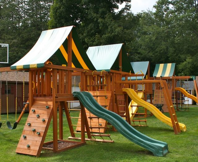 Eastern Jungle Gym Swing Sets CT