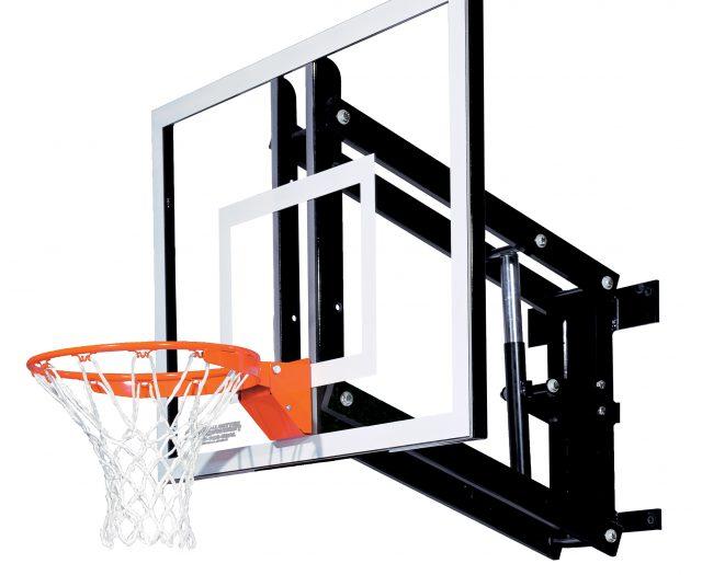 GS48 Wall-Mounted Basketball Hoop