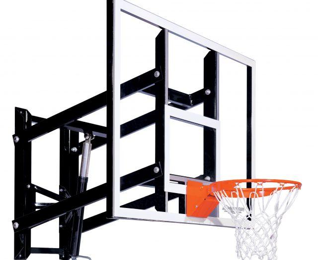 GS60 Wall-Mounted Basketball Hoop