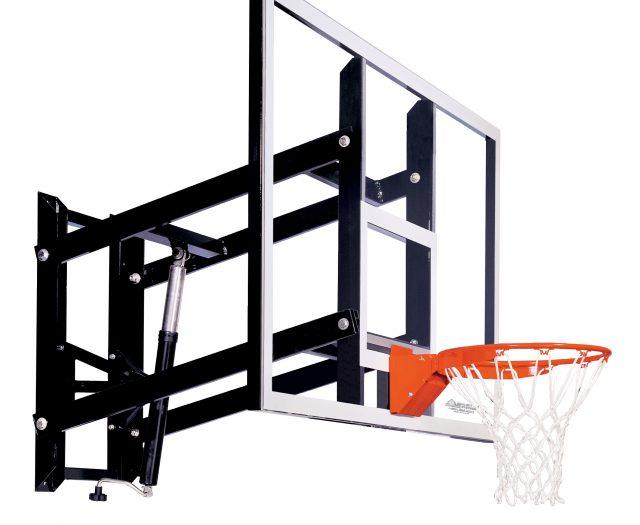GS72 Wall-Mounted Basketball Hoop