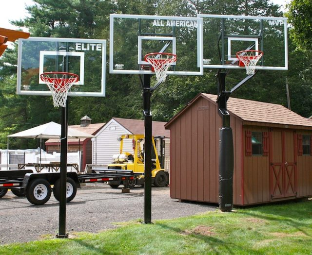 In-Ground Basketball Systems Cheshire CT
