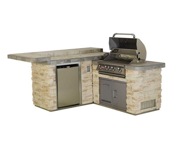 Jr Gourmet Q Kitchen Island
