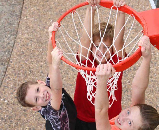 GS54 Wall-Mounted Basketball Hoop