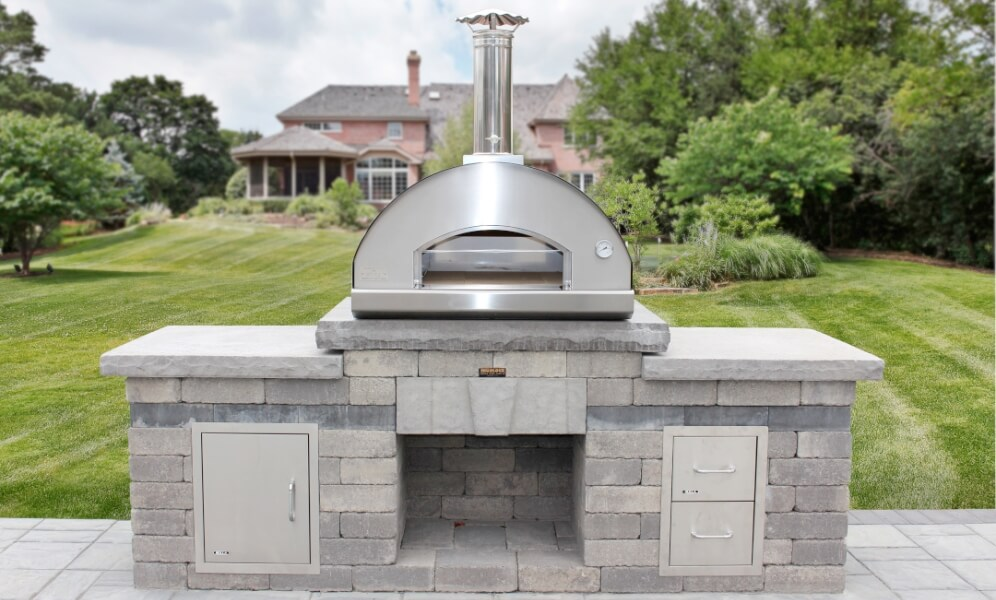 Outdoor Custom Pizza Oven