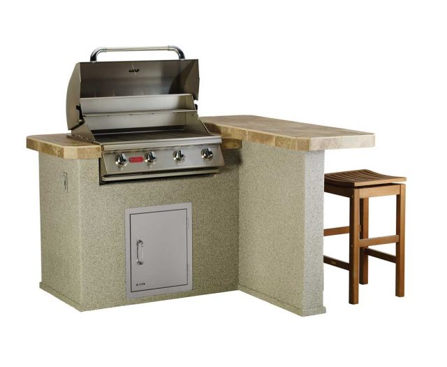 Patio Q Kitchen Island