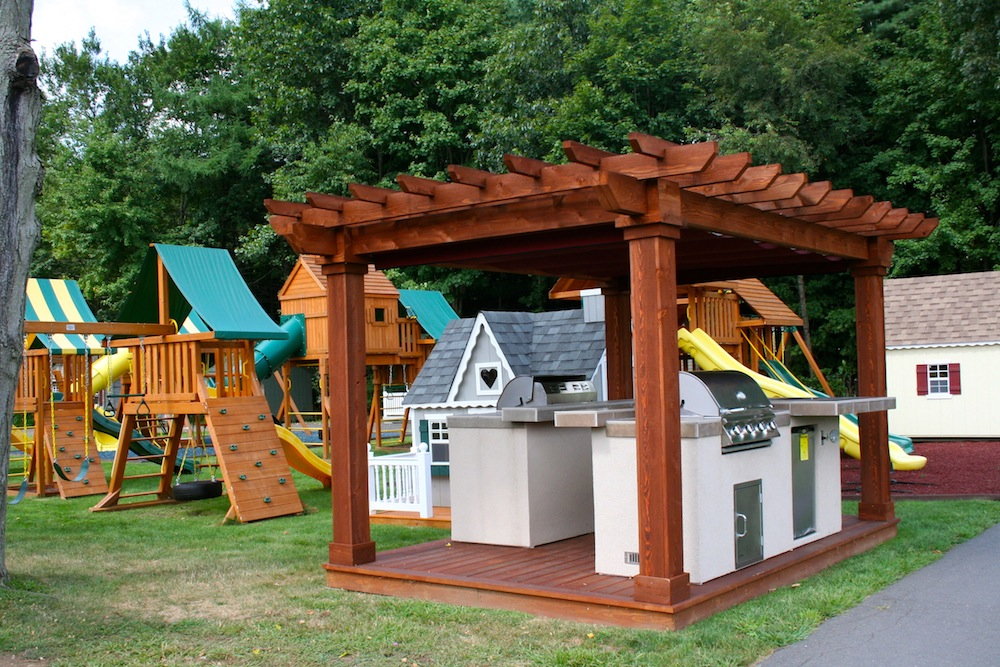 Swing sets and Pergolas in cheshire, CT