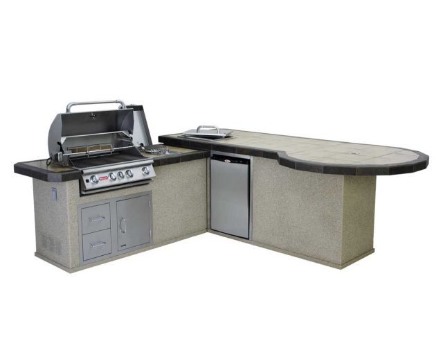 Supreme Q Kitchen Island